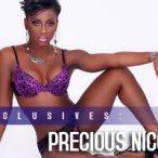 Introducing...Precious Nicole - courtesy of C.E Wiley
