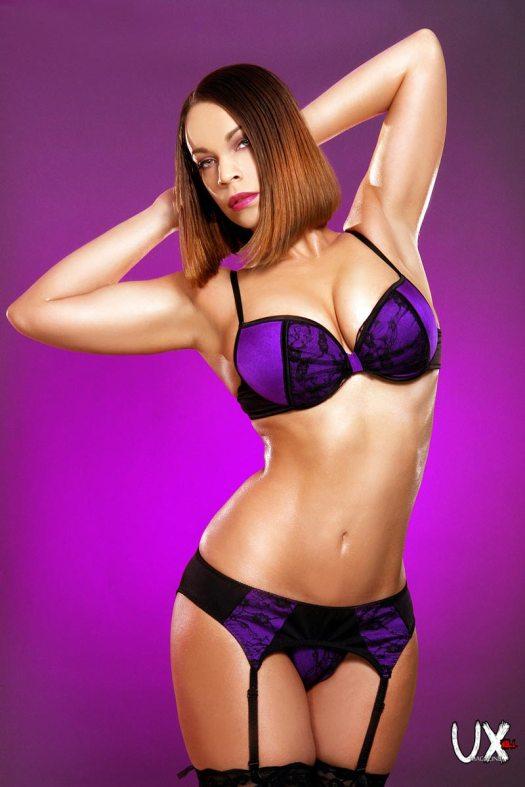 Just Jeneva: Purple Heart - Rho Photos - UX Magazine