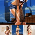 Get the New Urban Pinup Issue of UX Magazine - courtesy of Rho Photos