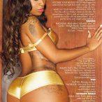 Candy Richards @Candy_Richards in Blackmen Magazine