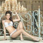 Melanie Iglesias @MelanieIglesias - World's Most Beautiful - SlickforceStudio