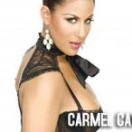 Carmel Candy @modelCarmelCndy on ShowGirlzExclusive - SHOW Magazine