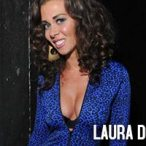 Laura Dore @lauradore in NY Celebrating Straight Stuntin Cover