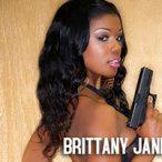Brittany Janelle @BBPinup - Maurice Chatman - WizsDailyDose