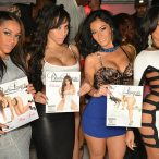 Rosa Acosta @RosaAcosta on cover of Black Lingerie
