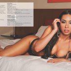 Kristal Solis @KristalSolis in Blackmen Magazine