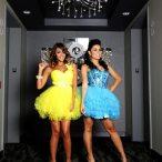 Draya Michele, Bernice Burgos and Iesha Marie in Angel Brinks Summer Collection