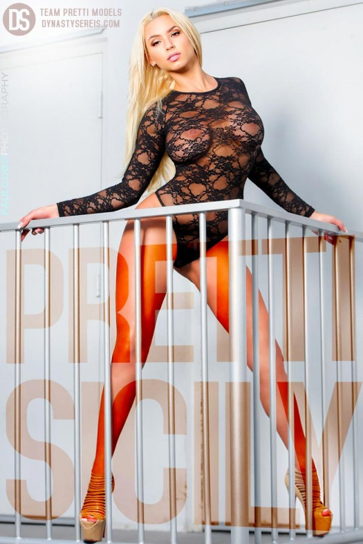 Pretti Sicily @Miss_Sicily - Up Close and Personal - Team Pretti Models - Paul Cobo