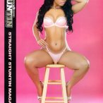 Bella Sandiego in Issue 26 of Straight Stuntin - C Clark