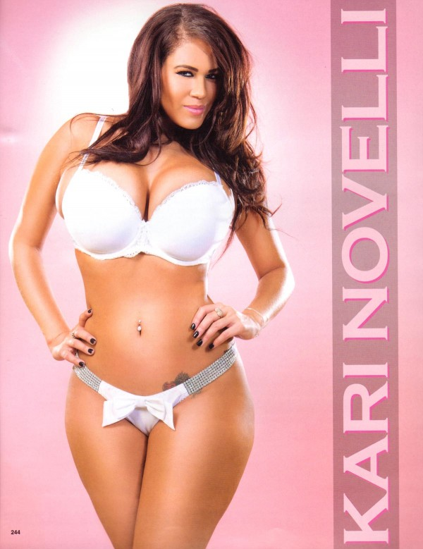 Kari Novelli @KariNovelli1 in Issue 26 of Straight Stuntin - Rho Photos