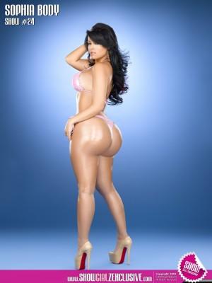 Sophia Body @sophiabody in SHOW Magazine