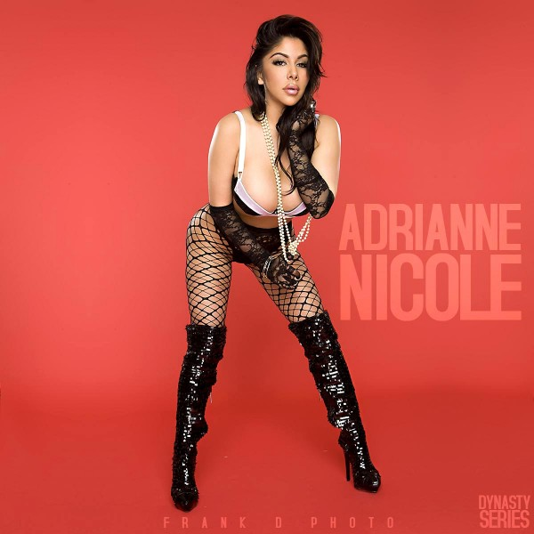 Adrianne Nicole @Niecy_Babee: More Pics of Red Velvet - Jose Guerra