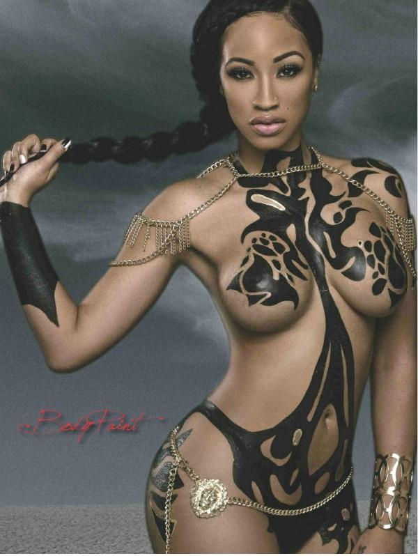 Jasmin Jaye @Jasmin_Jaye in Blackmen Magazine - Facet Studio