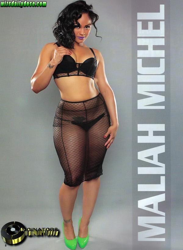 Maliah Michel @iammaliahmichel in Originators Magazine