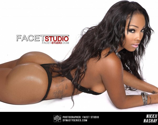 Nikkii Nashay @NikkiiNashay - Pics of the Day 241 - Facet Studio