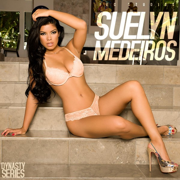 Suelyn Medeiros @SuelynMedeiros: Come Upstairs - IEC Studios