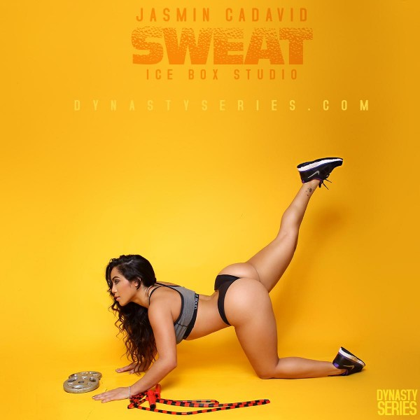Jasmin Cadavid @jasmincadavid: SWEAT Series Part 3 - Ice Box Studio
