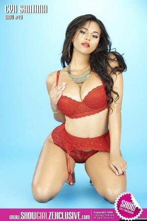 Cyn Santana @Cyn_Santana in SHOW Magazine