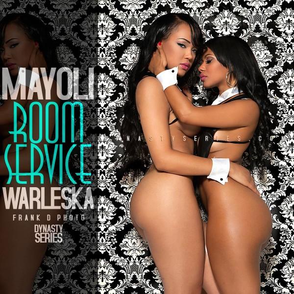 Warleska Rosario and Mayoli Sena - Room Service - Frank D Photo