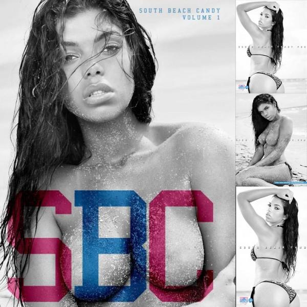 Suelyn Medeiros @suelynmedeiros - More from South Beach Candy Magazine Preview