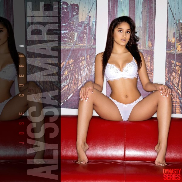 Alyssa Marie @ms_alyssamariee: White Rose - Jose Guerra