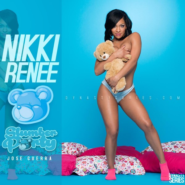 Nikki Renee @msnikki_renee: More of Slumber Party - Jose Guerra