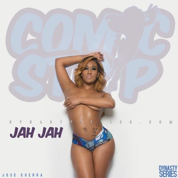 Jah Jah Bankz @jahjahbankz: Comic Strip - The Joker - Jose Guerra