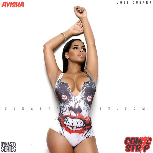 Ayisha Diaz @ayishadiaz: Comic Strip - Ace of Knaves - Jose Guerra