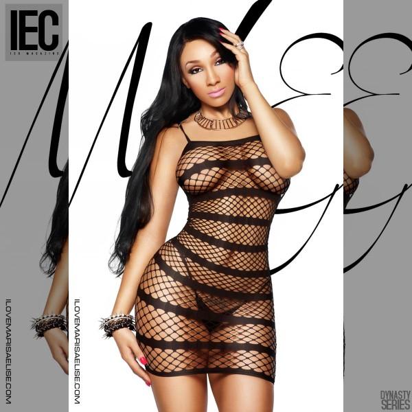Marisa Elise - Celebration - IEC Magazine x IEC Studios