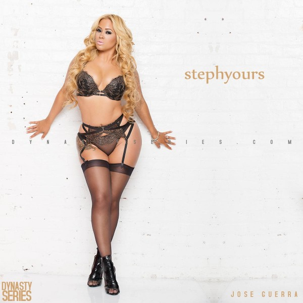 Stephyours @stephyours2 - Introducing - Jose Guerra