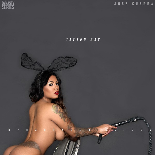 Tatted Ray @tattedray: Naughty Easter Bunny - Jose Guerra