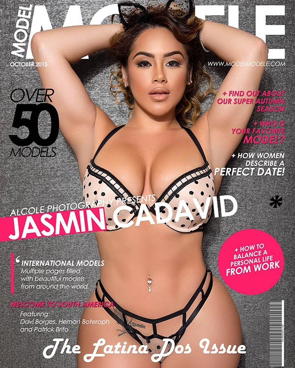 Ayisha Diaz, Zashia Santiago, and Jasmin Cadavid on the ...
