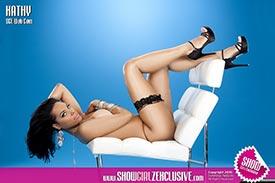Kathy Lantigua - SHOW Magazine Web Gems