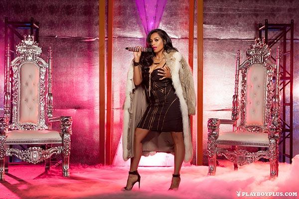 More of Karlie Redd in Backstage Pass - Playboy