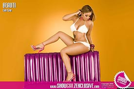 Beauti Davis - SHOW Magazine Web Gems