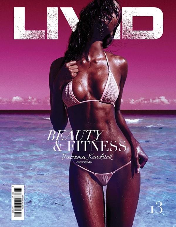 Jazzma Kendrick @Jazzma in Livid Magazine