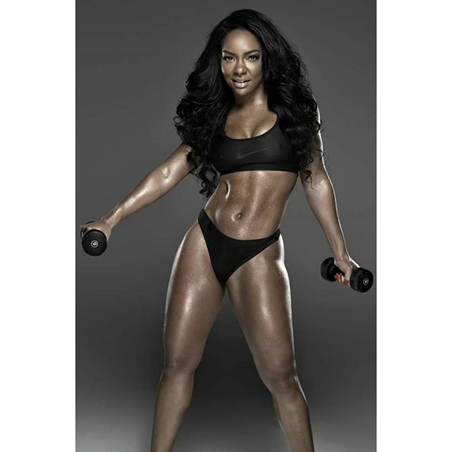 Nikki Renee @nikki.renee: Fit and Nik - Frank D Photo