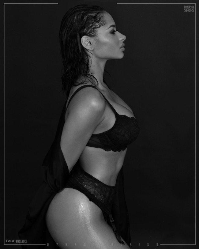Tori Hughes @toribrixx: Silver Lining - Facet Studio