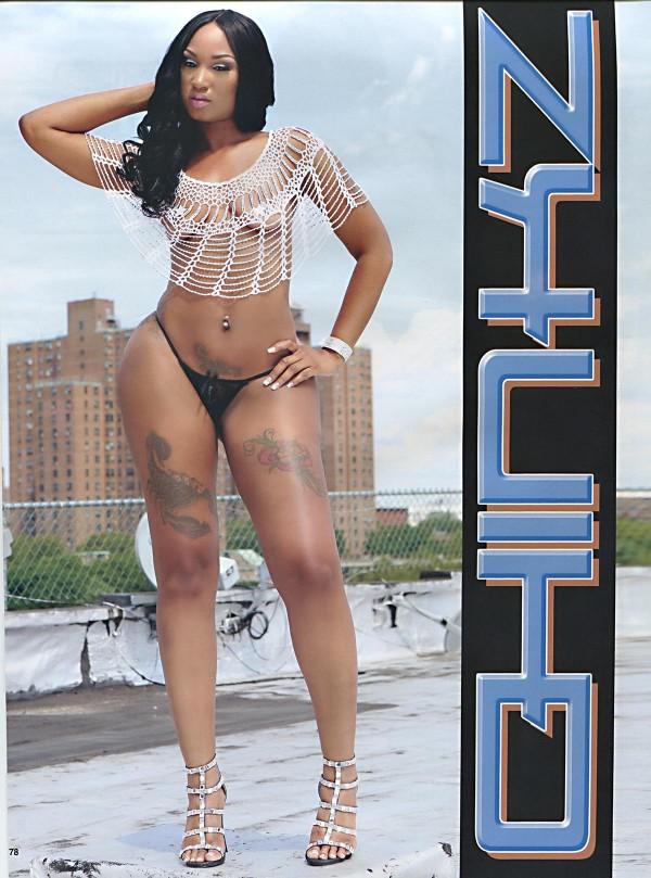 Chinkz in Straight Stuntin Issue #39