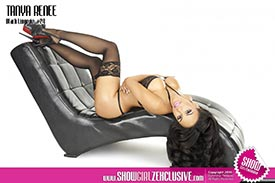 Tanya Renee @exotictanya in SHOW Magazine