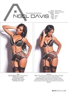 Angel Davis - BlackMenDigital Preview