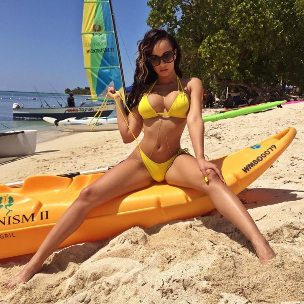 Chelsea Lovelace @chels_lovelace: Exclusive Vacation Series in Negril x Jose Guerra