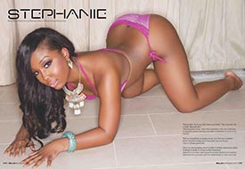 Stephanie - BlackMenDigital Preview