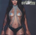 Bee Star @modelbeestarr in Straight Stuntin Issue #40