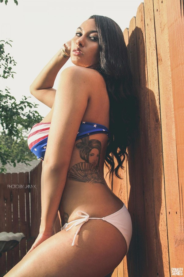 Sable Coryn @sablecoryn: Stars and Stripes x Independence Day - Jam-X