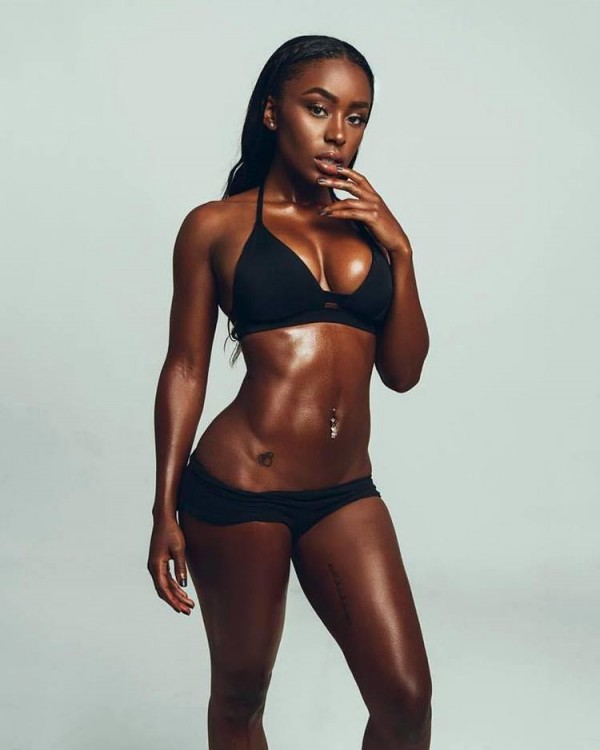 Briyonza Murph @briyonza: Dark Chocolate - Biohertz Photography