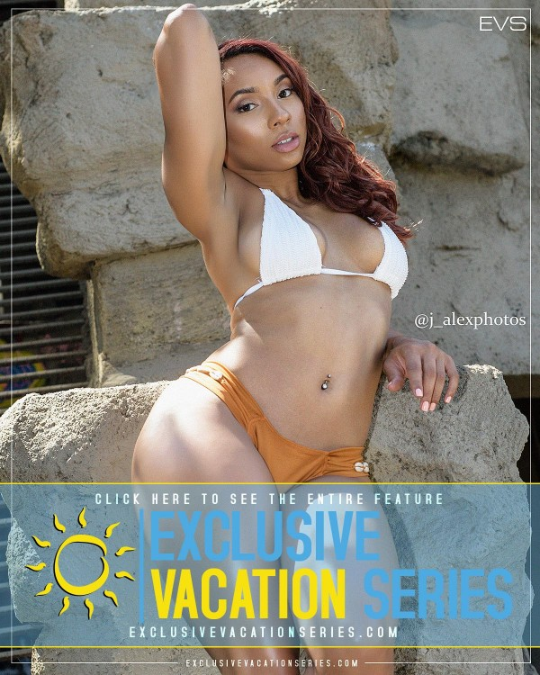 Shakira Lynn @shakira_lynn: Exclusive Vacation Series x J. Alex Photos