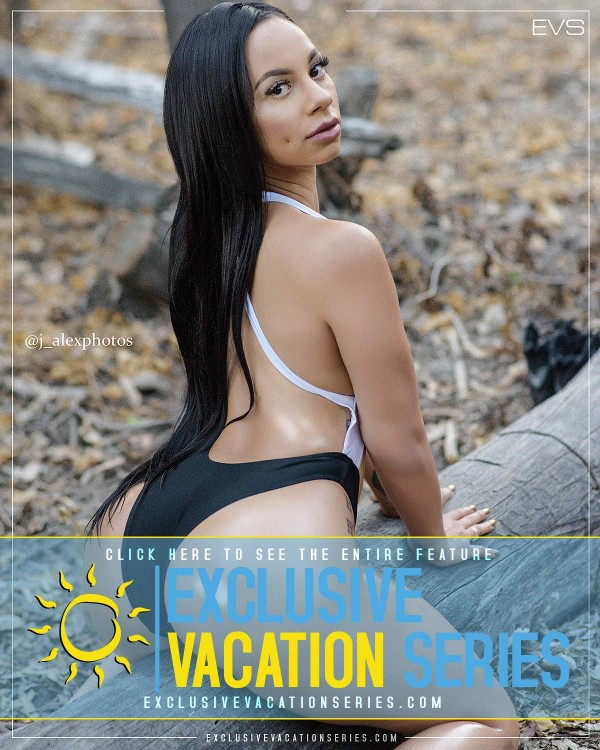 Kylee Mone @therealdimples: Exclusive Vacation Series x J. Alex Photos