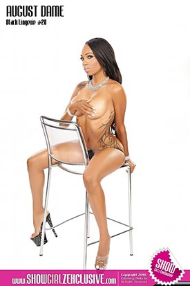 August Dame in SHOW Magazine