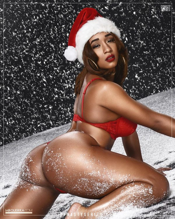 Star: Naughty For Christmas - Jose Guerra